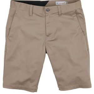 Volvo's shorts